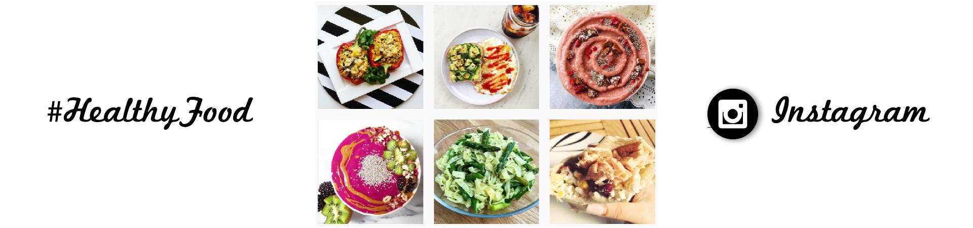 Mieux manger grâce à Instagram - étude scientifique